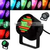 86LEDs RGB LED Par Stage Light Disco Flashing Stage Light for Club, DJ Show, Wedding, Home Party and Christmas