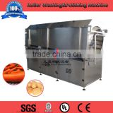 New&Larger potato washing and polishing production line equipment