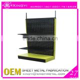 Shoes display rack/powder coating display rack/shop display rack