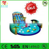 new design inflatable water amusement park inflatable aviva water park inflatable water park                                                                         Quality Choice