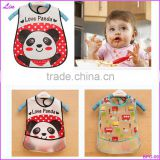 Adjustable Colorful Waterproof Baby Bibs Infants Kids Saliva Towel Lunch Bibs Burp clothes cartoon