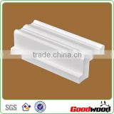 Extruded Pvc Plantation Shutter Components