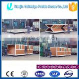 professional design and produce 20' portable storage container house and folder container house                                                                         Quality Choice