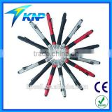 Promotional 2 led Stylus Ballpoint Pen Light With Touch Pen for Ipad and Phone                                                                         Quality Choice