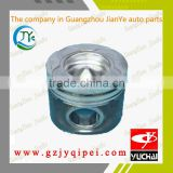 YC6L yuchai autor Engine parts L4700-1004001 diesel engine pistons for bus and truck parts