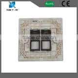 Factory wholesale network usa face plate for 4k tv projector