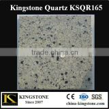 Santa Cecilia Granite color Quartz Stone for Countertop                                                                         Quality Choice