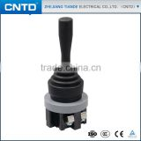 CNTD 2016 Moderate Price Self-locking Seal Round Type Monolever Switch Joystick Controllers Cross Switch CMRN-301-1