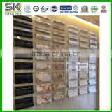 NEW products stone plastic composite building material artificial marble decorative baseboard                                                                         Quality Choice