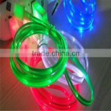 hot sale led cable new led light usb cable for iphone