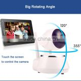 Useful for Home Baby Camera watching every details Wireless IP Camera Wifi signal Offering Free Mobile APP