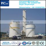 Liquid Oxygen Plant without Oxygen Compressor Low Maintanance charges for filling cylinder