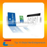 PVC blank rfid chip credit ic/id magnetic smart card , dual frequency smart card                                                                         Quality Choice
