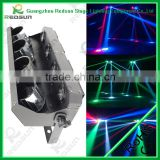 Lowest price and high quality Red/Green/Blue/White 4 color LED Beam Effect Projector Disco Bar Stage Light