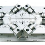 Stainless Steel 90 Degree Plastic Fitting Pipe Injection Mould