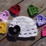 Hand crochet, children's hats