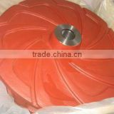 Slurry Pump Parts (O ring,front liner,rear liner,shaft sleeve,liner,impeller,frame plate,cover palate,expeller ring,expeller,be)