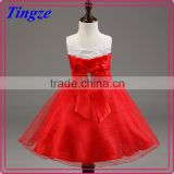 New design wholesale kids vintage style princess party dress fancy dresses for girls TR-WS24