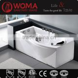 Hot Selling Bathtub with big Internal Space, High Quality Indoor Portable Massage Bathtub