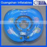 inflatable baby infant swimming float ring neck ring
