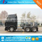Chinese HOWO A7 SINOTRUK 420HP 6X4 TRACTOR HEAD TRUCKS for Sale