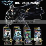 2014 Batman series eudactional plastic figure,Building block toys,batman figures