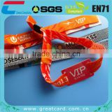 NFC wristbands for event