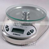 EK03A BAKEST Stainless Steel Housing Scale/digital kitchen scale/Electronic Kitchen Scale