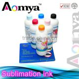 [Aomya wholesale] Hot price! high quality sublimation ink Dye sublimation ink Printing ink for Epson R2400 CX4300