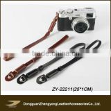 (ZY-22211) finesse,camera wrist strap,real leather wrist belt