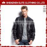 pakistan karachi custom sheep leather jackets for men black