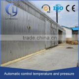 container style steam drying 40cbm kiln dried firewood                                                                         Quality Choice