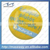 giveaway gifts lovely printing dia 25mm tin button badge