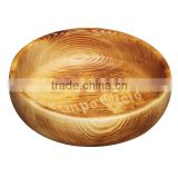 bamboo/wooden product mask bowl with spoon or spatula for mask hot sale bamboo bowl