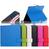 Book style leather cover for Samsung galxy Tab 4 10.1