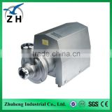 sanitary centrifugal pump high flow rate centrifugal water pump single stage centrifugal pump