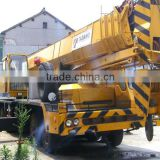 Used Tadano mobile crane 50 ton, GT500E, Original from Japan