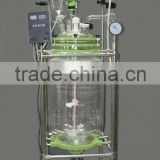 HEB-100L Lab Large Jacketed Glass Reactor