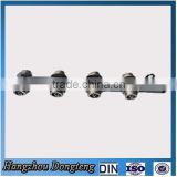 High quality Bilateral F wheel transport chain & industrial chain made in hangzhou china