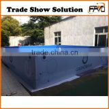 China Factory Ceiling Hanging Trade Show Services