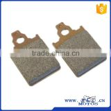 SCL-2012031327 best selling high quality vespa chinese motorcycle parts brake pad bicycle disc brake