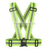 Reflective high quality safety belt for construction worker