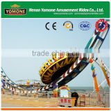 Hot sale 24 seats flying ufo ride/flying saucer amusement equipment made by China manufacturer