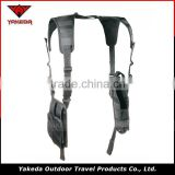 Top selling deluxe vertical shoulder holster mag pouch custom waterproof tactical gun holster