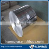 Disposable Round Aluminum Foil Plates For Various Packaging