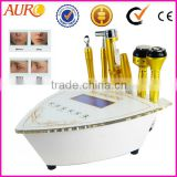 Au-49B No needle mesotherapy Bio skin lifting device/Rf skin tighten machine with cooling head
