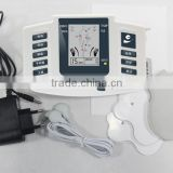 portable digital massage machine electric shock massage machine full body therapy machine