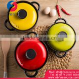 Multifunction Colorful Insulation High Temperature Casserole Set Hot Pot Insulated Food Warmer Casserole