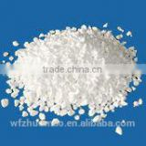 China best calcium chloride dihydrate97%min used for road, highway, parking lot, wharf of snowmelt