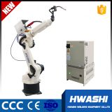 INquiry about Hwashi Six-Axis Robot Arm Welding Machine